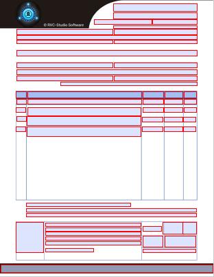 sample of invoice file